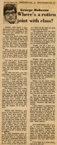 Article 01 Mar 1976