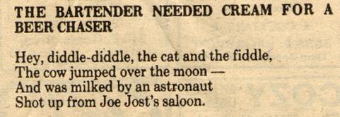 Poem 01 May 1978