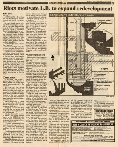 Redevelopment Article 01 A  1992