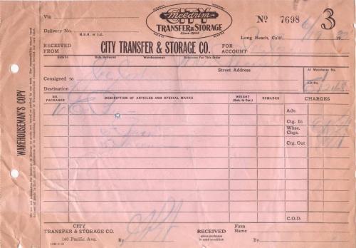 receipt 1933.06 storage co copy